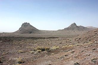 Black Rock Range - southern Black Rock Range