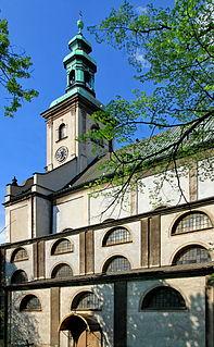 church building in Cieszyn, Poland