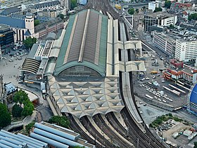 image illustrative de l'article Gare centrale de Cologne