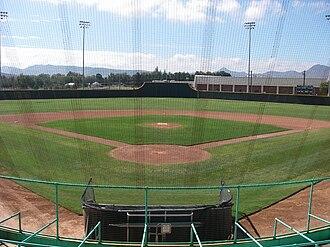 Sul Ross State University - Kokernot Field in 2008