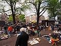 Koningsdag in Amsterdam, Haarlemmerplein foto 2.JPG
