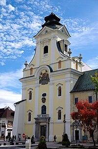 Kostol Najsvätejšej Trojice Prievidza.jpg