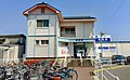 Kotoden Nagao line Nagao station building 2015-05-13.jpg