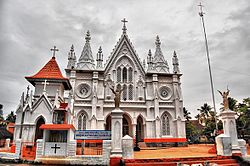 Kottakavu Church built by St. Thomas