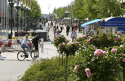 How to get to Kouvola with public transit - About the place