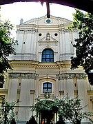 Kraków - kościół p.w. Niepokalanego Poczęcia NMP i św. Łazarza.jpg