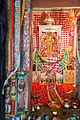 Krishna statue during Krishna Janmashtami 2.jpg