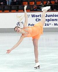 Kristin Wieczorek DM2007 KK