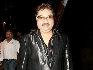 Kumar Sanu Indian singer