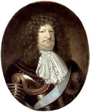 Treaty of Saint-Germain-en-Laye (1679) - Frederick William I, Elector of Brandenburg
