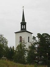 Fil:Kyrkan i Undersåker.jpg