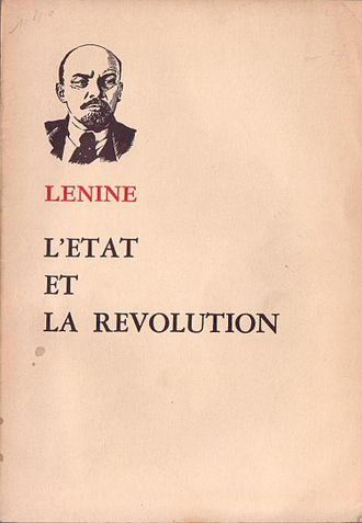 The State and Revolution - French edition, 1970