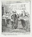 L'Administration du Moniteur, creant un dortoir pour les membres du corps legislatif qui desirent corriger les epreuves de leurs discours. LACMA M.76.132.48.jpg