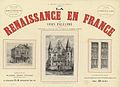 Léon Palustre-La Renaissance en France.jpg