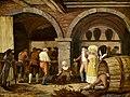 Léonard Defrance (1735-1805) Bezoek aan de tabakmanufactuur - La Boverie Luik 23-08-2018.jpg
