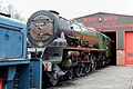 LMS Princess Coronation Class 46233 Duchess of Sutherland (6662289231) (2).jpg