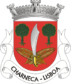 Coat of arms of Charneca