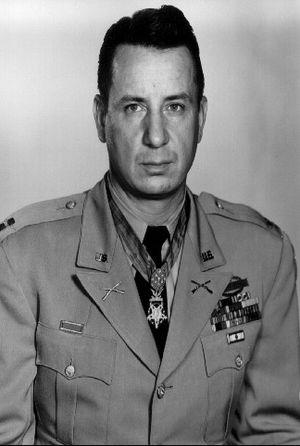 Raymond Harvey - Medal of Honor recipient