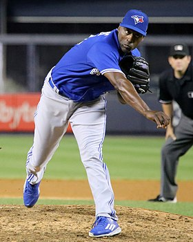 image illustrative de l'article LaTroy Hawkins