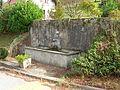La Chapelle, La Combe-de-Lancey abc1 fontaine.JPG
