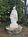 La Valla-en-Gier - Statue Marcellin Champagnat (fév 2018).jpg