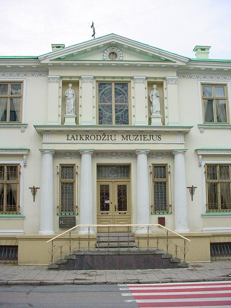 Laikrodziu muziejus Klaipeda