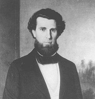 Landon Carter Haynes - Haynes, from a portrait by Samuel Shaver