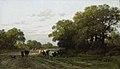 Landscape in Drenthe by Julius Jacobus van de Sande Bakhuyzen Rijksmuseum Amsterdam SK-A-1185.jpg