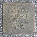 Landshut Stolperstein Wittmann, Hans Johann.jpg