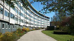 Langenæs - Langenæs apartment complex