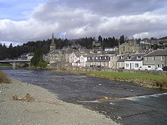 Langholm am Esk