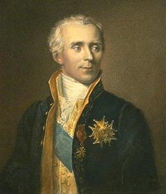 Laplace's demon - French scholar Pierre-Simon de Laplace (1749-1827)