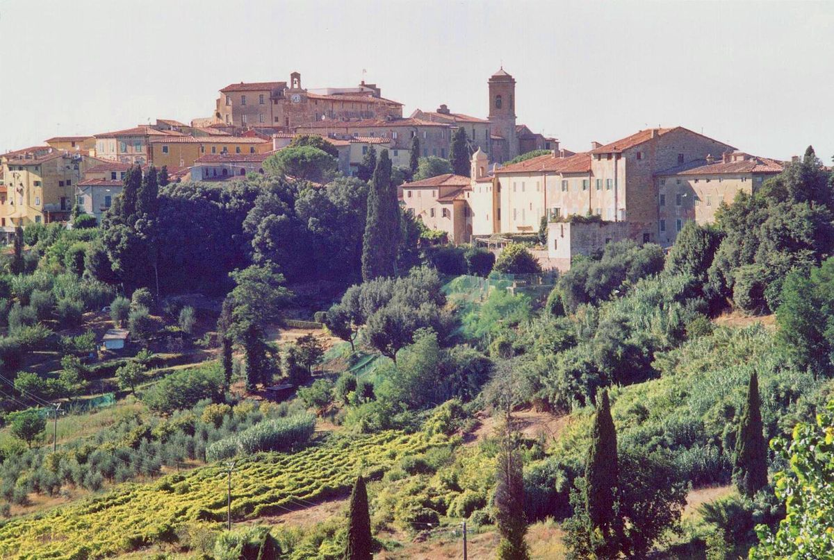 Photo Villa En Toscane
