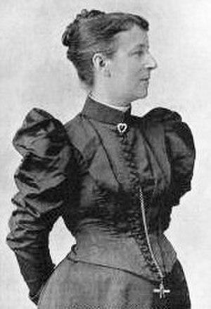 Music Hall Strike of 1907 - Laura Ormiston Chant