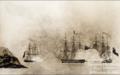 Lautaro, Esmeralda, Pezuela, 1818 en Valparaíso.png
