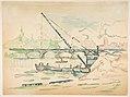 Le Pont des Arts MET DP818023.jpg