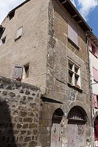 Le Puy-en-Velay - 39 rue Cardinal de Polignac 02.jpg