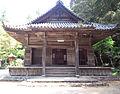"Le Temple Jingû-ji - Le bâtiment principal ""Hon-dô"".jpg"