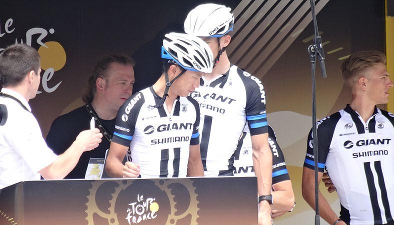 Le Touquet-Paris-Plage - Tour de France, étape 4, 8 juillet 2014, départ (B008).JPG