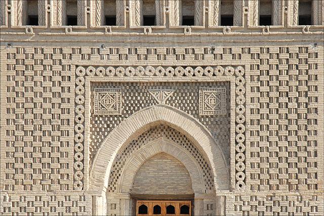mausoleo samanide di Bukhara