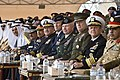 Leaders look on at the 50-20 Celebration parade DVIDS371538.jpg