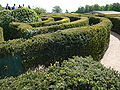 Leeds castle maze.JPG