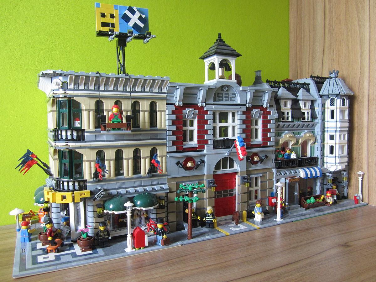 Home Building Legos