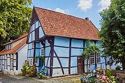 Leinenweberhaus von 1693, Tecklenburg (01538)