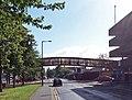 Leisure Centre Footbridge - geograph.org.uk - 568430.jpg