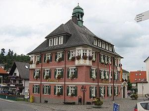 Lenzkirch - Town hall