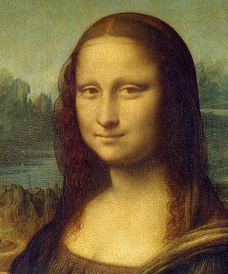 Lisa del Giocondo - Image: Leonardo da Vinci 043 mod