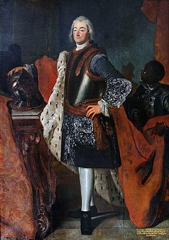 Leopold, Prince of Anhalt-Köthen - Leopold von Anhalt-Köthen