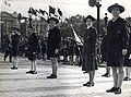Les dirigeants du Scoutisme Français lors de la venue de Lady Baden-Powell à Paris en 1945.jpg