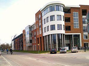 Leusden - Image: Leusden Stad Biezenkamp